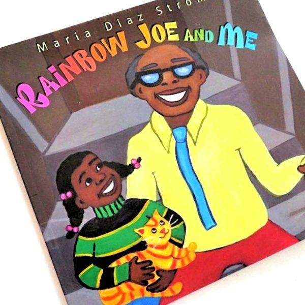 Book Rainbow Joe and me