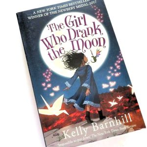 Book The Girl who drank the moon