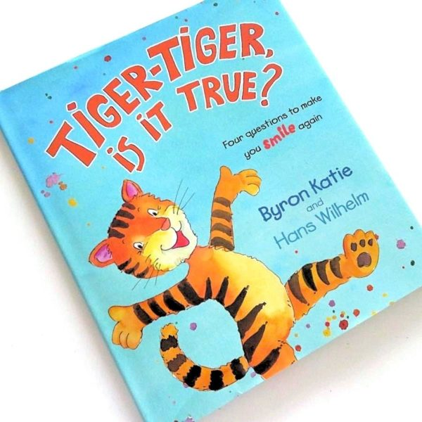 Book Tiger-Tiger, is it true?