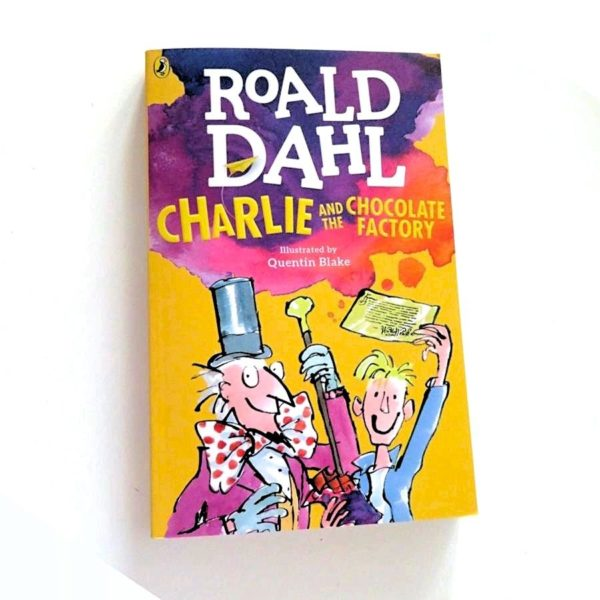 Book Charlie and the Chocolate Factory
