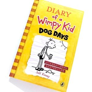 Book: Diary of a Wimpy Kid