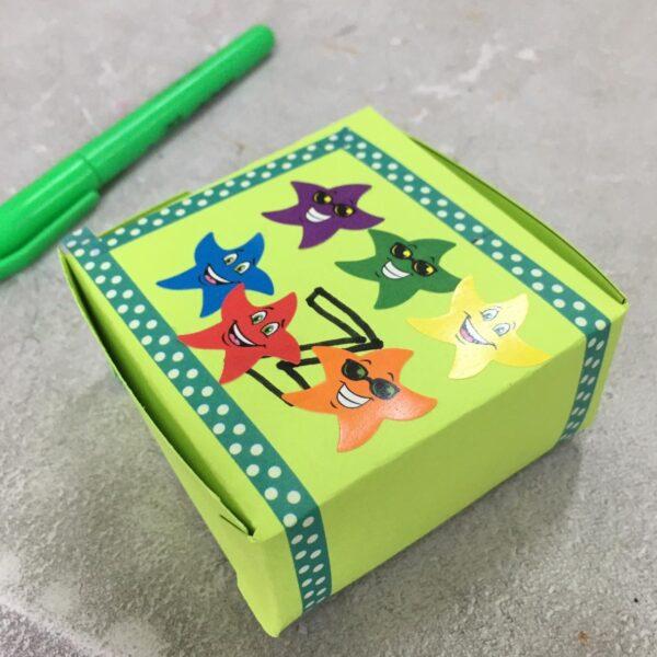 A very happy box.